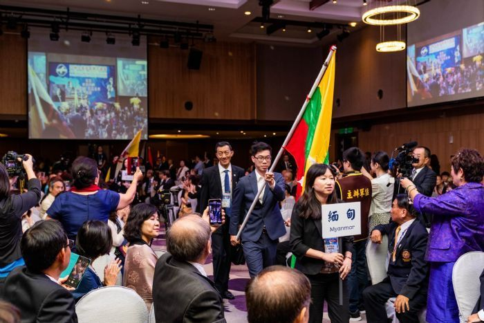 Taiwanese entrepreneurs support Peggy Huang for congress
