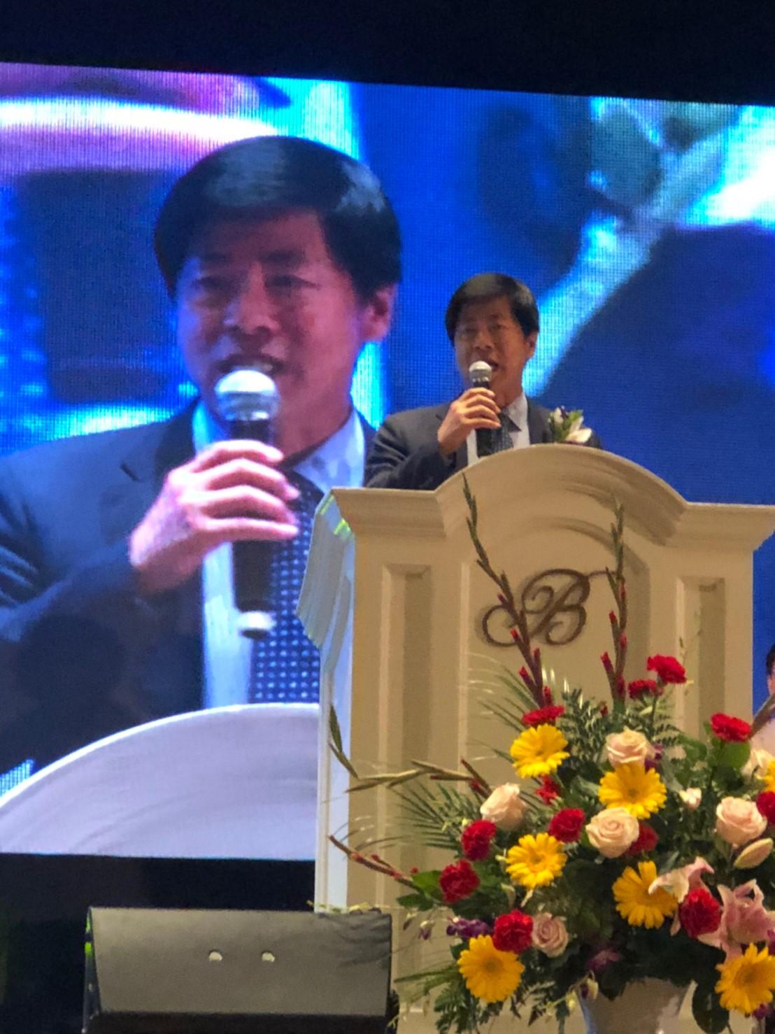 TECO - Director General Joseph Ma