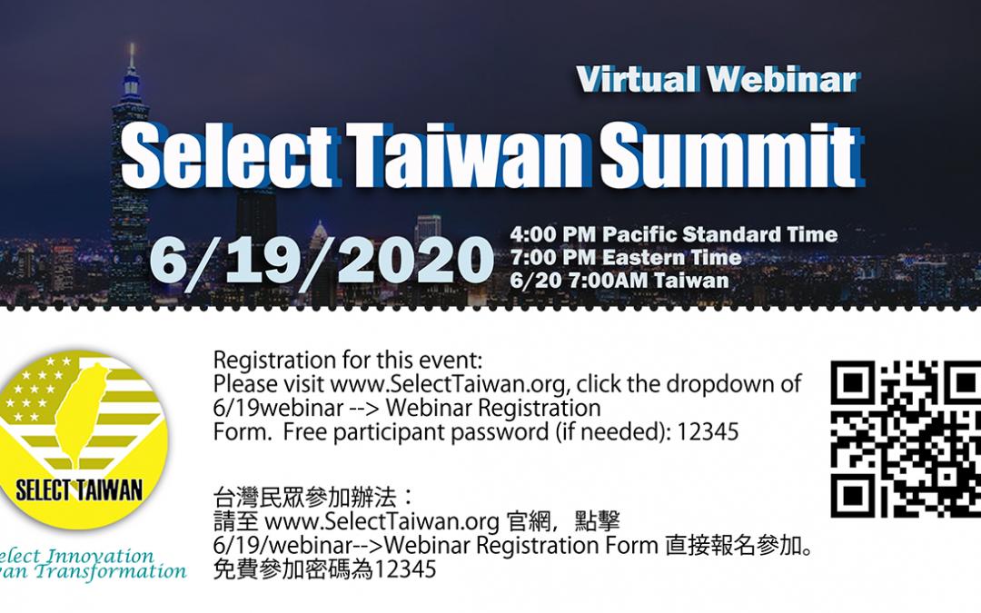 Select Taiwan